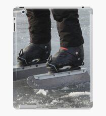 giant Ice Skate iPad Case/Skin