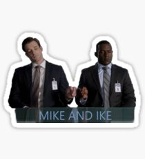 Limitless Mike and Ike Sticker