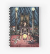 Everyday Witch Tarot - The High Priestess Spiral Notebook