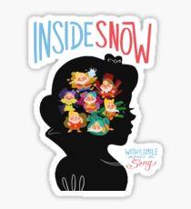 Inside Out Sticker