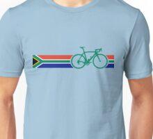 Bike Stripes South Africa Unisex T-Shirt