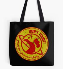 Hitchhiker's Guide Tote Bag