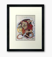 Rat Thief Framed Print
