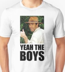 Yeah The Boys - Russell Coight T-Shirt