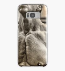 MAN OF STEEL Samsung Galaxy Case/Skin