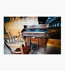 Synagogue Photographic Print