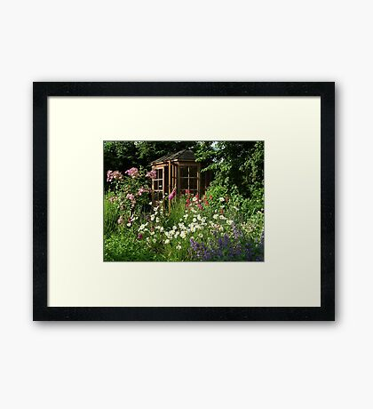 retreat Framed Print