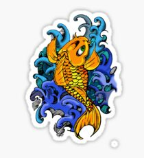 Miami Ink did a lot of Koi Fish on their Show Sticker