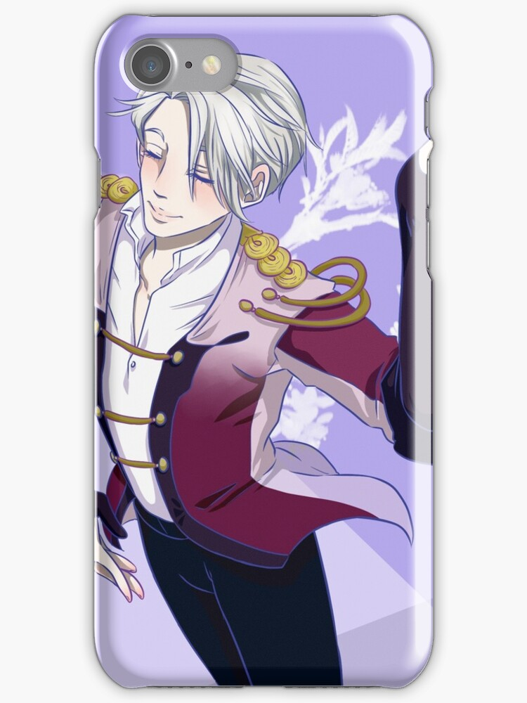 Yuri On Ice Iphone Se Case
