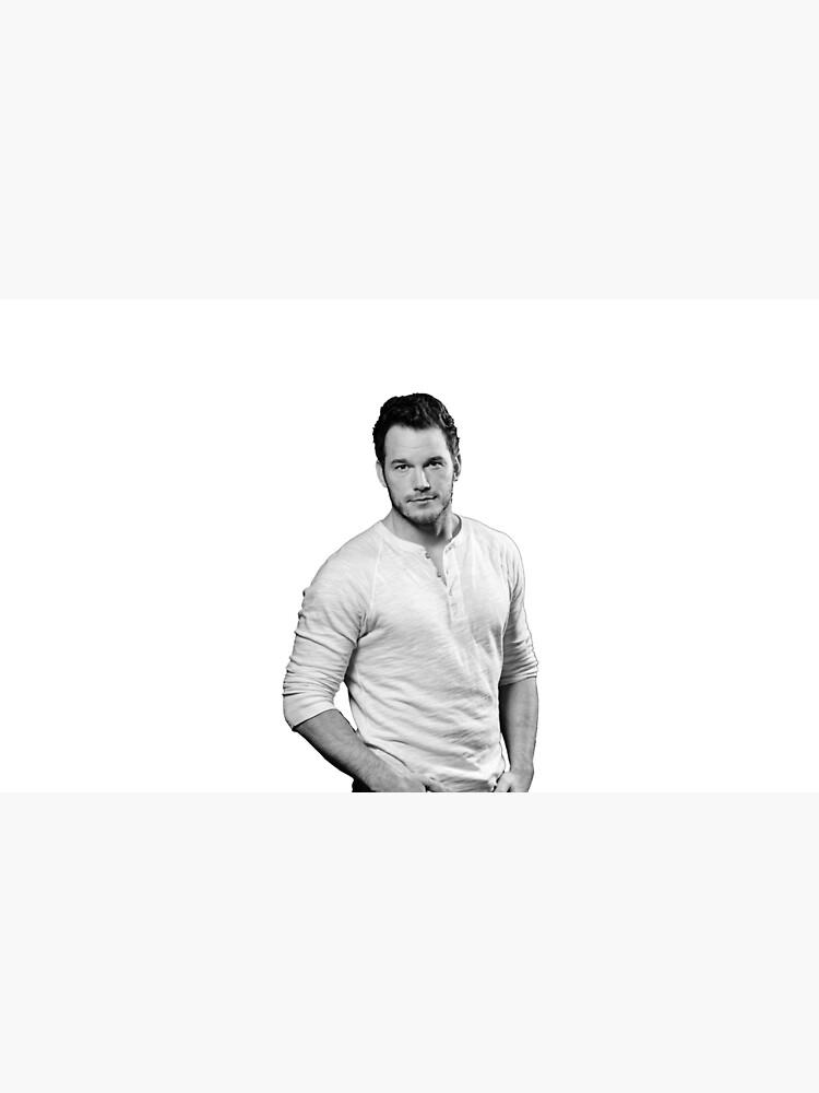 Chris Pratt by izmartin