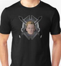 Legendary Halo Barney Head T-Shirt