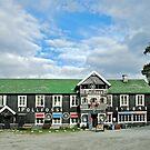 Hotel Pollfoss - Norway by Arie Koene
