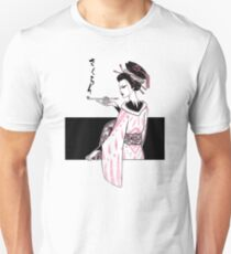 Oiran (White Version) T-Shirt