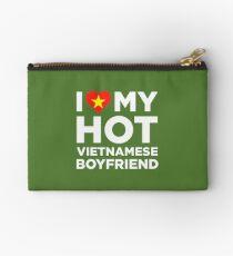 I Love My Hot Vietnamese Boyfriend Studio Pouch