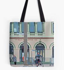 St Kilda Post Office Tote Bag
