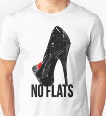 Drag - No Flats Unisex T-Shirt