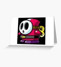 ghostbustre Greeting Card