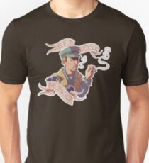 MacCready: GET LOST, MUNGO Unisex T-Shirt