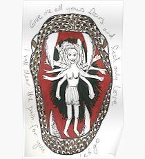 Serpent Girl Poster