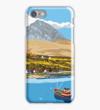 Craighouse, The Isle of Jura iPhone Case/Skin