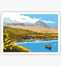 Craighouse, The Isle of Jura Sticker
