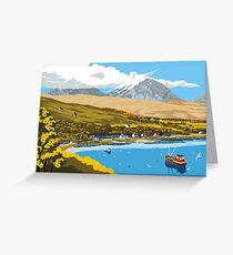 Craighouse, The Isle of Jura Greeting Card