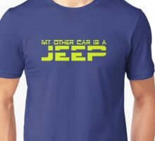 My Other Car is a Jeep Unisex T-Shirt