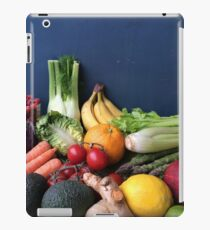 Passionately Raw Fruits And Vegetables Still Life iPad Case/Skin