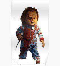 chucky, muñeca, diablos, mal, horror, Chukky, chuky, Poster