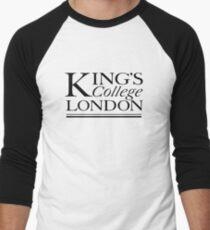 king's college Men's Baseball ¾ T-Shirt