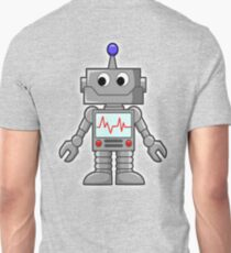 ROBOT, Cartoon, Smiley, Robotics, Toon, T-Shirt