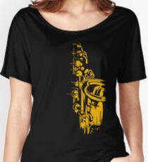 Saxophone Keywork Women's Relaxed Fit T-Shirt