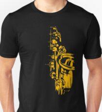 Saxophone Keywork Unisex T-Shirt