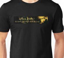STEVIE NICKS - 24 karat gold tour 2016 COVER HARD Unisex T-Shirt