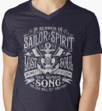 Sailor Spirit Men's V-Neck T-Shirt