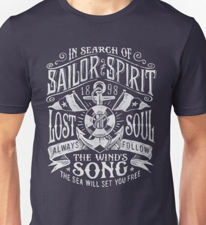 Sailor Spirit Unisex T-Shirt