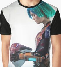 Sabine - What am I Graphic T-Shirt