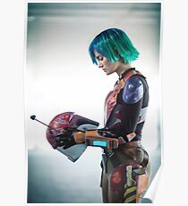 Sabine - What am I Poster