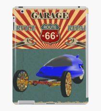Garage Service and Repair iPad Case/Skin
