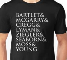 bartlet & friend Unisex T-Shirt
