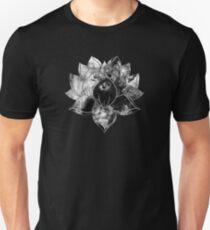Black Smoke Lotus T-Shirt