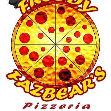 Official Employee of Freddy Fazbear's Pizzeria by Keroa