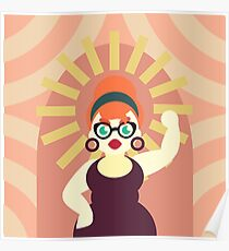 Fat Babe Power! Poster