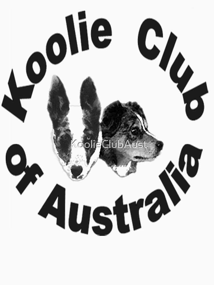 KCA mono colour logo by KoolieClubAust