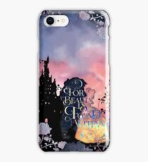 For Beauty is Found Within iPhone Case/Skin