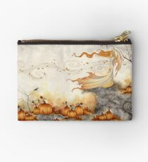 Whispers in the Pumpkin Patch Studio Pouch