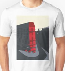Paris Balcony Unisex T-Shirt