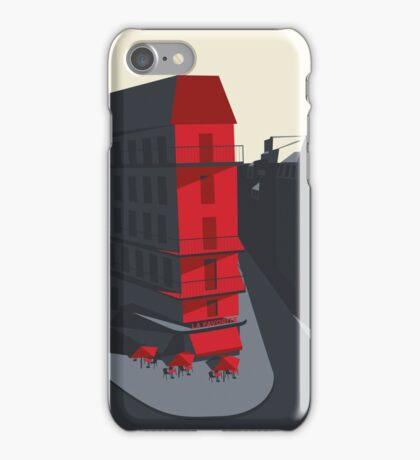 Paris Balcony iPhone Case/Skin