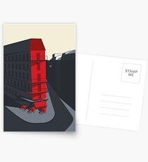Paris Balcony Postcards