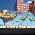 """Chambin's Uptown,"" by Shaun Thurston by Mike Shell"